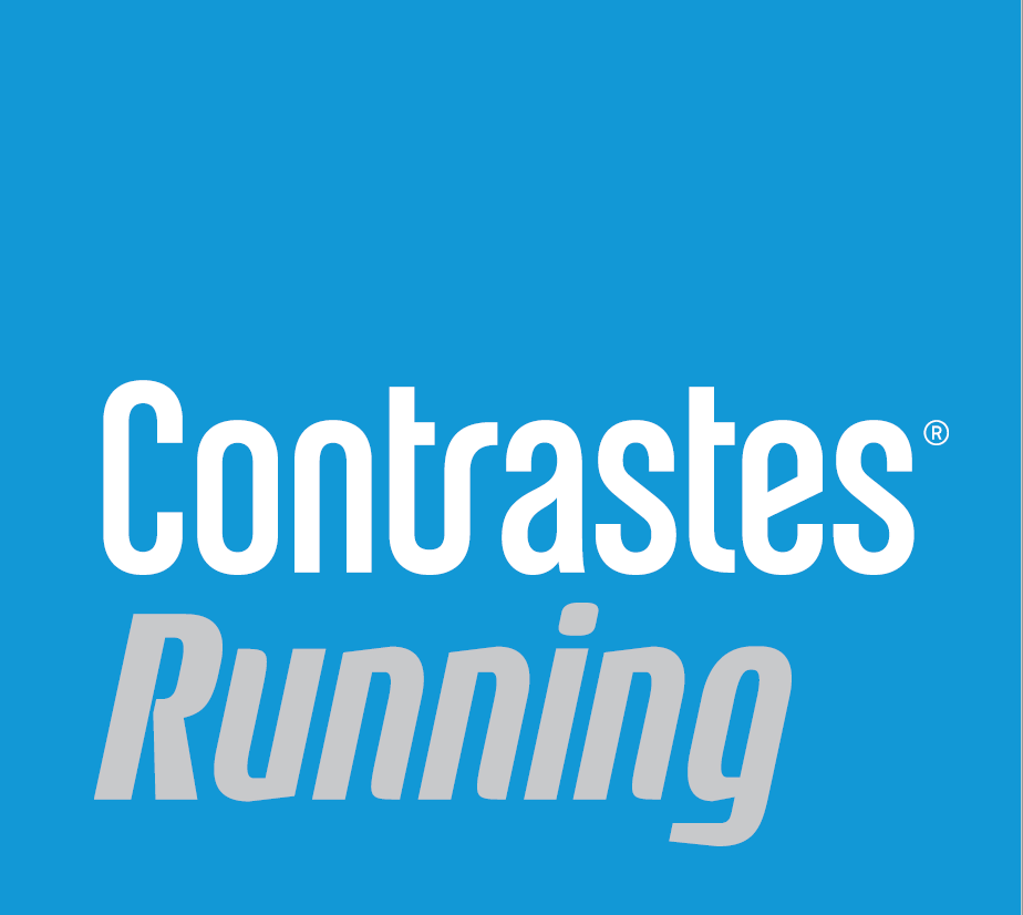 Logo contrates running
